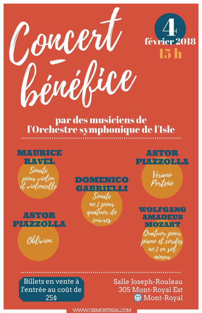 Concert bénéfice OSI 4 fev 2018 affiche